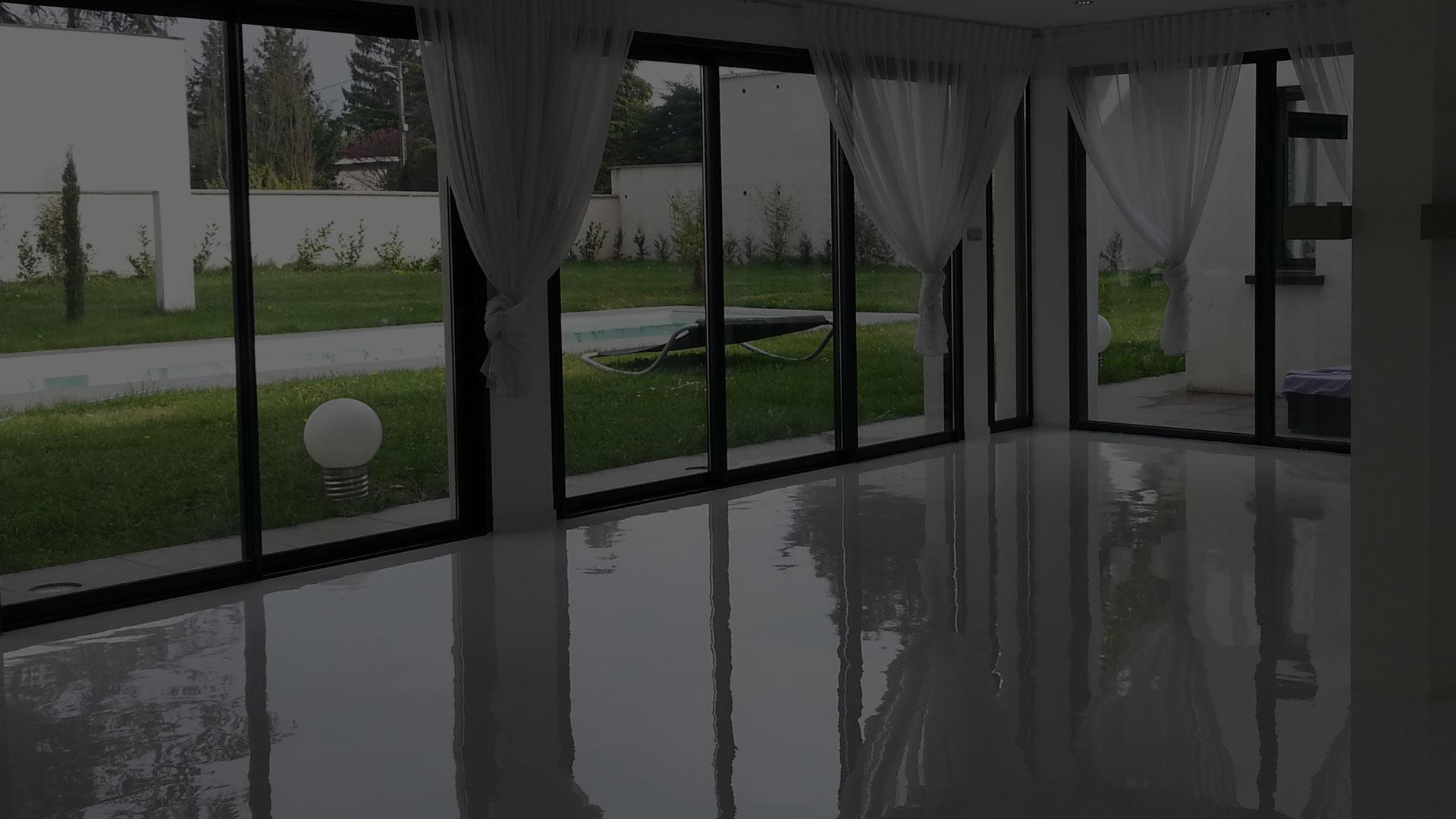 rev tement de sol en r sine poxy alimentaires et non alimentaires. Black Bedroom Furniture Sets. Home Design Ideas